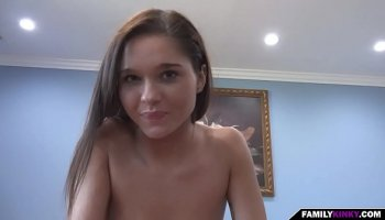 Old Mother has sinful sex with her daughter
